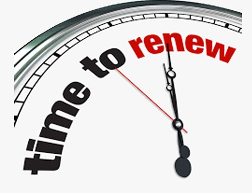 The Five Renewals – the process of change