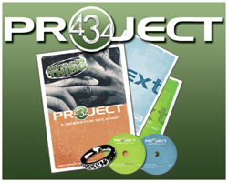 """Project 434 helps young people to say ""NO"" and God's blessing is on that!"""