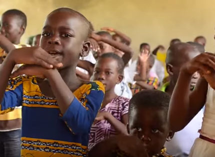 Bringing Hope in the classrooms of Malawi