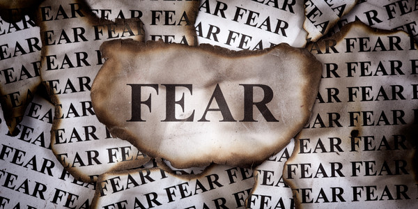 Experiencing God in the Midst of Fear