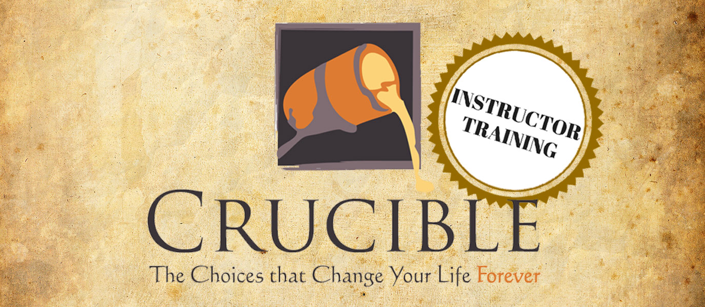 Crucible Instructor Training