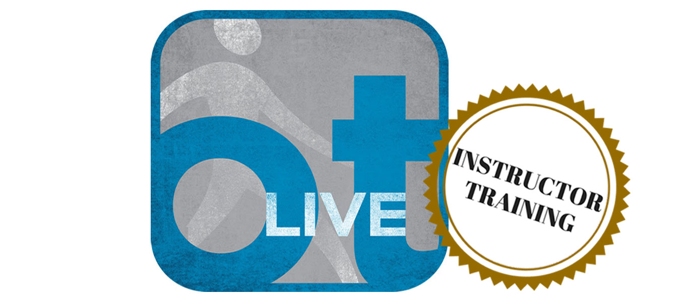 otLIVE Instructor Training