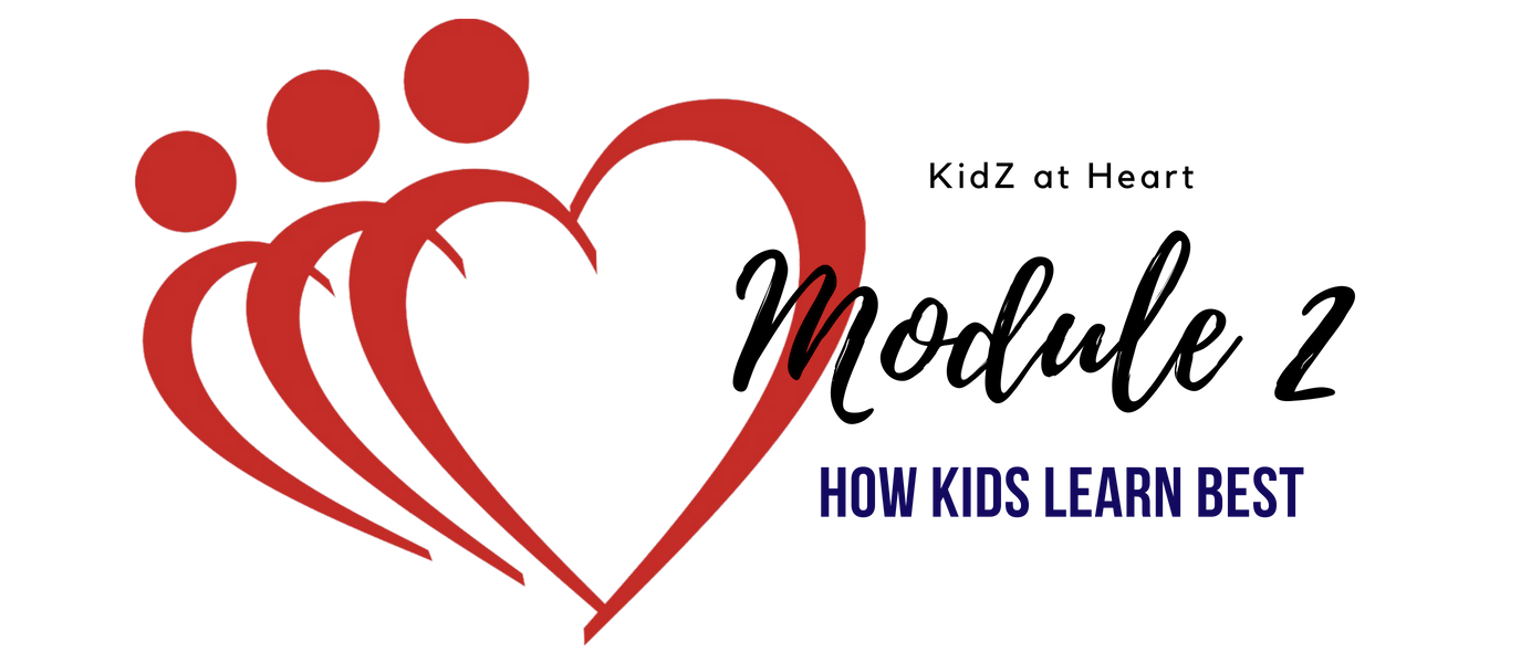 KidZ at Heart – How Kids Learn Best