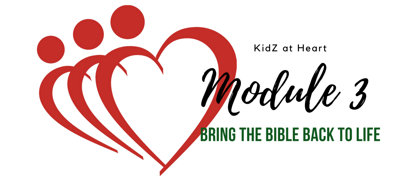 KidZ at Heart – Bring the Bible back to Life