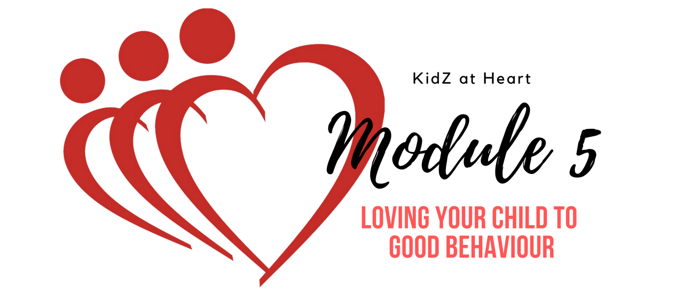 KidZ at Heart – Loving your Child to Good Behaviour
