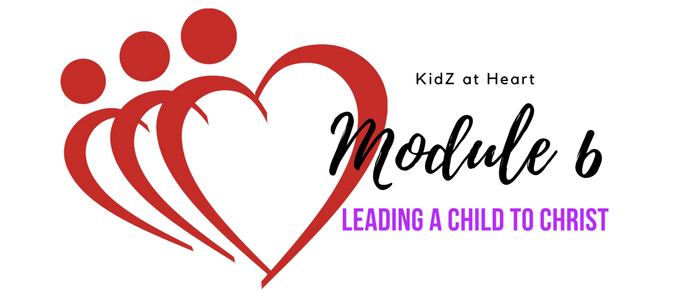 KidZ at Heart – Leading a Child to Christ
