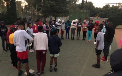 PROFILING a ttt4c SUPPORTED CHILDREN'S PROJECT – Agape Warriors