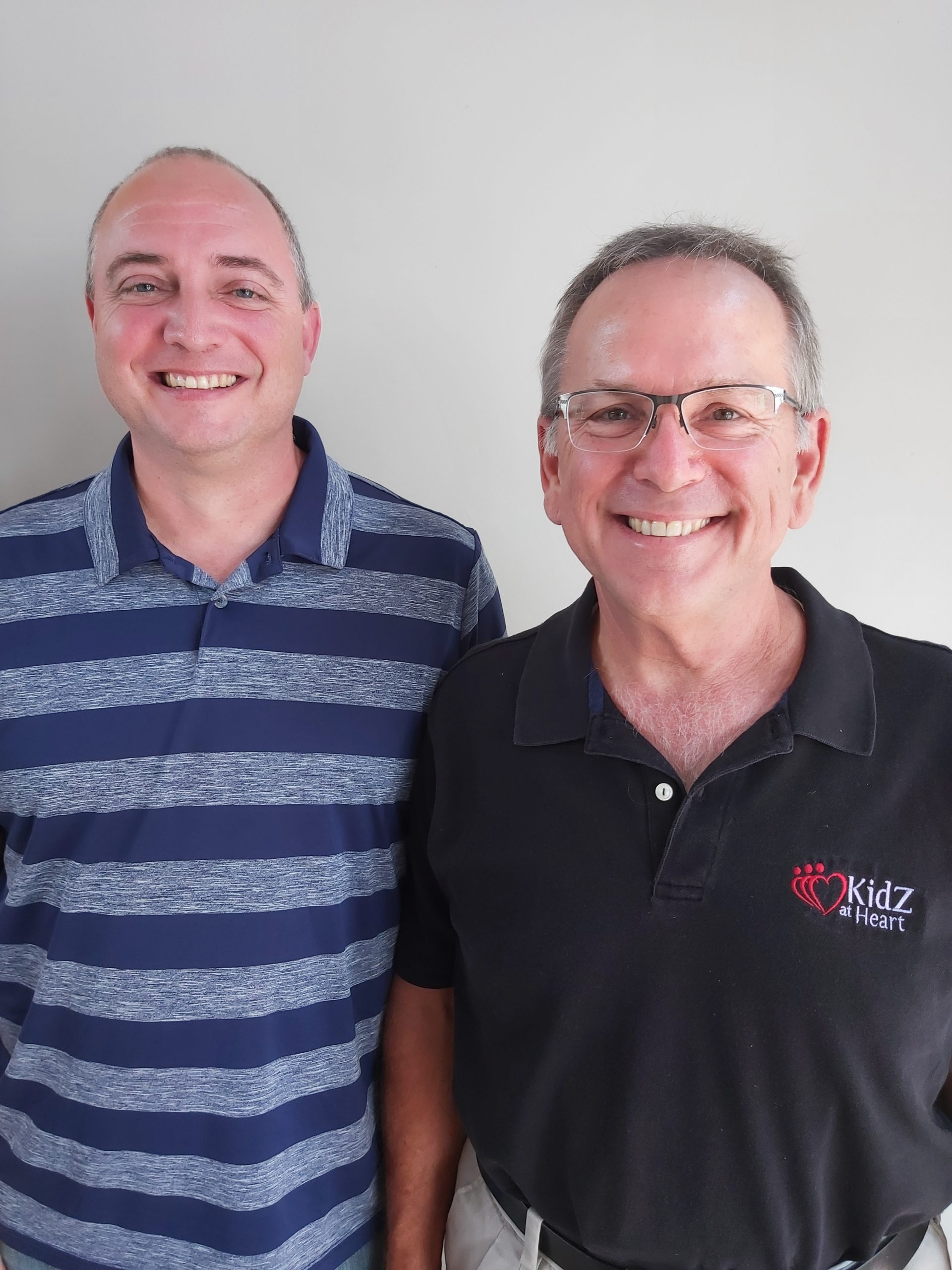 Interview with Gordon West, Founder and President of KidZ at Heart (KAH) Ministries